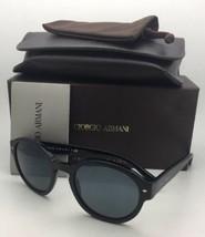 Neuf Giorgio Armani Lunettes de Soleil Ar 8005 5001/R5 Noir Mat sur Fond... - $249.47