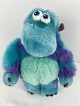 "Disney Pixar Monsters Inc Sully Plush 10"" Stuffed Animal Doll Toy Blue M... - $15.83"