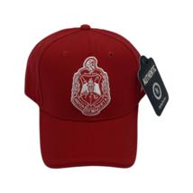 Delta Sigma Theta - Adjustable Baseball Cap (Shield/Red) - £20.07 GBP