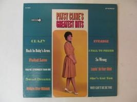 Patsy Cline's Greatest Hits Record - $9.89