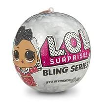 L.O.L. Surprise! Bling Series with 7 Surprises, Multicolor - $16.06