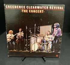 Creedence Clearwater Revival The Concert MPF-4501 1980 Fantasy Record Vi... - $18.69