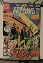 The New Teen Titans #18  April 1982 - $5.21