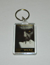 Wolf Movie Jack Nicholson Promo Acrylic Photo Keychain 1994 NEW UNUSED - $6.89