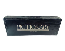Pictionary First Edition Vintage 1985 Board Game Brand New  Factory Sealed - $54.45