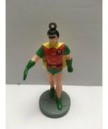 "1988 DC Presents ROBIN Boy Wonder PVC 3"" Action Figure - RARE - $11.35"