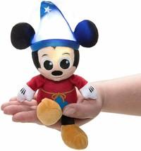 "NEW Disney Sorcerer Mickey Mouse Hand Held Light-Up Plush 7"" Mini Micro ... - $29.69"