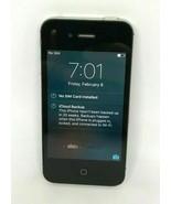 Apple iPhone 4s A1387 Black Read Description - $13.99