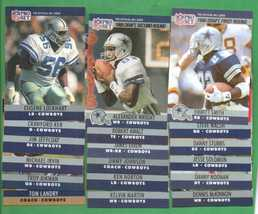 1990 Pro Set Dallas Cowboys Football Set - $7.99