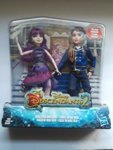 Disney Descendants 2  Royal Cotillion Couple New In Box Hasbro The Saga ... - $24.74