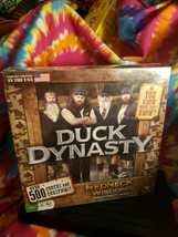 2013 DUCK DYNASTY REDNECK WISDOM FAMILY PARTY BOARD GAME FACTORY SEALED NIB - $8.54