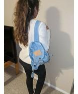 Vintage Armani Exchange Denim Backpack - $35.64