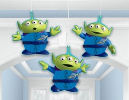 Toy Story Hanging Decoration ( 3 pcs) - Party Supply - FREE Shipping! - €7,44 EUR