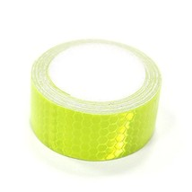 maiqiken Fluorescent Green Reflective Tape for Trailers Cars Trucks Bicy... - $8.57