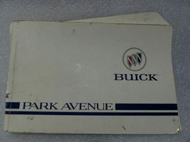 Buick Park Ave 1996 Owners Manual 14747 - $13.81