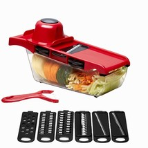 10 pcs Set Mandoline Salad Vegetable cutter Walfront Mandoline Slicer - ... - $12.93