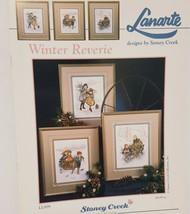 Winter Reverie Children Cross Stitch Leaflet Lanarte Stoney Creek LL009 ... - $20.89