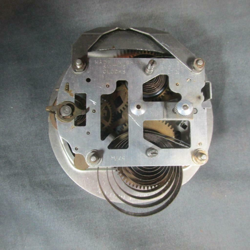 Primary image for Smiths Alarm Clock for Parts Made in Great Britain