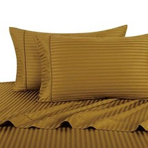 Olympic-Queen Size Sheets, Bronze, 100% Cotton Sheets, Deep Pocket, Cool Cotton