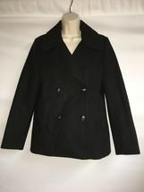 Express Peacoat Black XS Womens Jacket Coat NWT $128 - $83.21