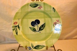 "Nikko Summer Dance Salad Plate 8 1/4"" - $4.84"