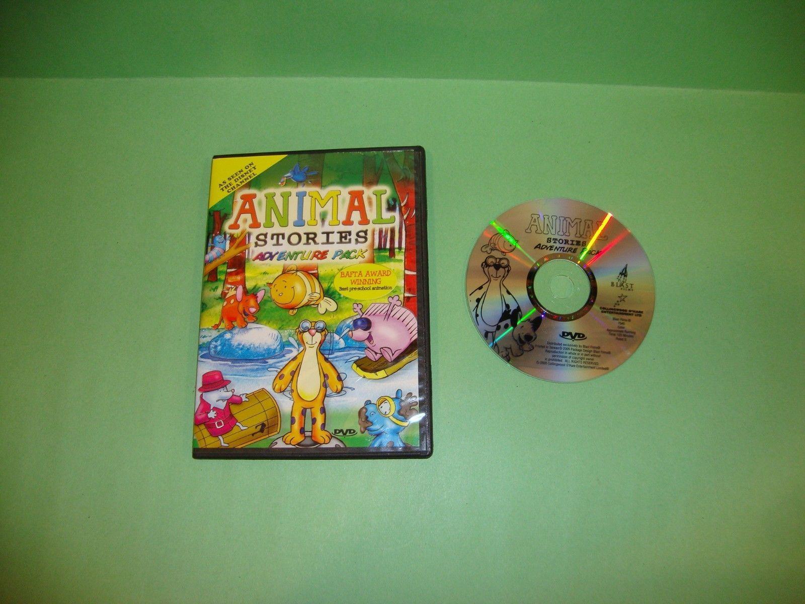 Animal Stories: Adventure Pack (DVD)