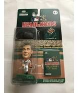 "CAL RIPKEN JR Orioles MLB Headliners 3"" Figure Corinthian 1996 - $3.99"