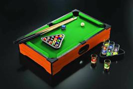 Popular pool bar drinking fun toy Doujiu party mini billiards game props... - ₨4,726.31 INR