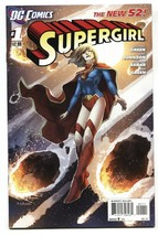 SUPERGIRL #1-2011-FIRST ISSUE-DC New 52 comic book - $27.74