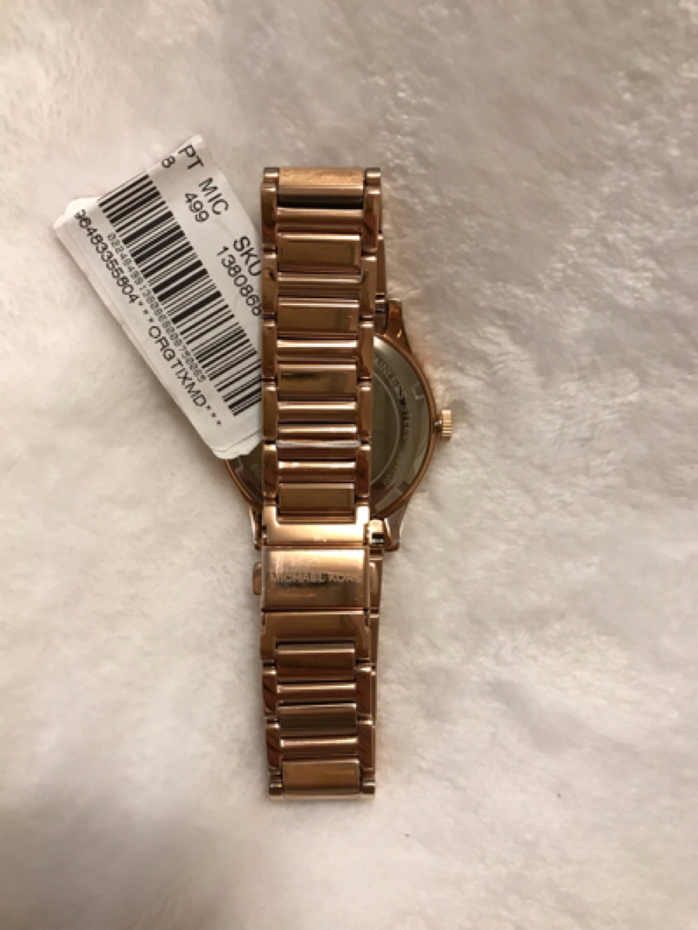 6b96d3ddfcb6 Michael Kors Bailey Rose Gold-Tone 38mm and 50 similar items