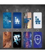 LA Dodgers Los Angeles galaxy note 9 note 3 4 5 8 wallet case J3 J7 2017... - $17.99