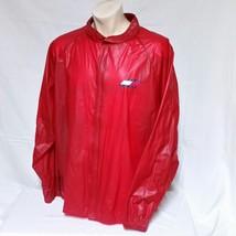 VTG 90s Tommy Hilfiger Athletics Raincoat 90s Jacket Flag Spell Out Coat... - $79.99