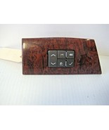 CADILLAC DTS 2007 Traction Information Switch Wood Grain OEM 60465246 - $13.67