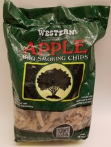 WESTERN 28065 Apple BBQ Smoking Chips, 2.94 L - €8,92 EUR