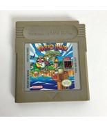 Dario Land 3 Nintendo Gameboy OEM Video Game Original Vintage B20-19 - $20.29