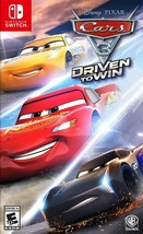 Cars 3: Driven to Win - Nintendo Switch NEW - $49.49