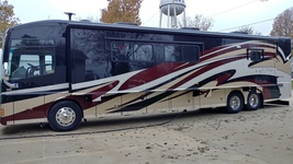2012 Itasca ELLIPSE 42QD Class A For Sale In New Sharon, IA 50207 image 1