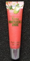 Bath Body Works Liplicious ROME HONEYSUCKLE AMORE Lip Gloss Sealed READ - $15.00