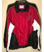 Houston Astros 2000-2012 MLB NL Vintage Brick Red Black Zipper Wind Jack... - $74.25