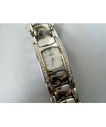 Ebel Beluga Vintage Women's Wrist Watch Stainless Mother of Pearl Diamon... - $1,834.42