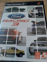 Sony PS2 Ford Racing 3~COMPLETE image 1