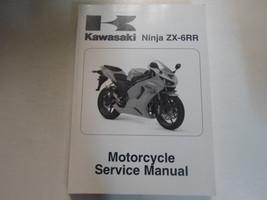 2005 2006 Kawasaki Ninja ZX-6RR Motorcycle Service Shop Repair Manual NEW - $143.50