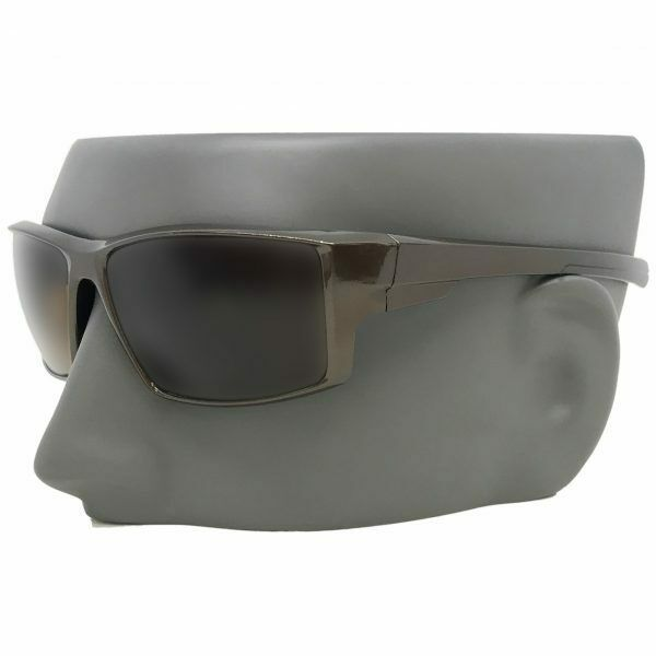 New Eyewear Mens Fashion Designer Sunglasses Shades Wrap Retro Rectangular image 7