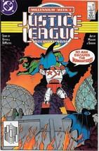 Justice League International Comic Book #9 DC Comics 1988 VFN/NEAR MINT ... - $3.50