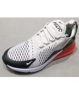 Nike Air Max 270 black/light bone-hot punch/white AH8050-003 - $188.00