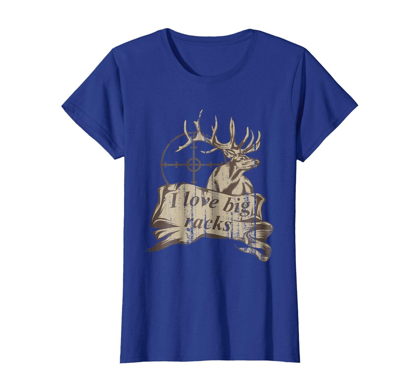 Brother Shirts - I Love Big Racks Shirt For Men/Women Who Are Deer Hunters Wowen
