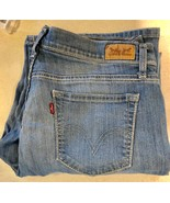 LEVI'S Women's 529 Curvy Bootcut Jeans 16M W33/L32 - $24.74