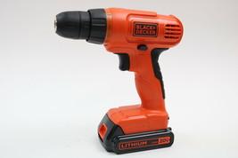 BLACK+DECKER 20V MAX Drill & Home Tool Kit, 34 Piece (BDCD120VA) - $50.99
