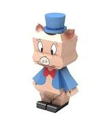 Fascinations Metal Earth Looney Tunes Porky Pig 3D Metal Model Kit - $10.38