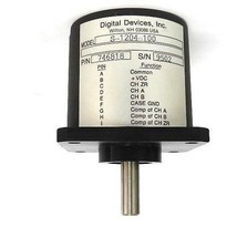 NEW DIGITAL DEVICES 746818 ENCODER S-1204-100 image 1